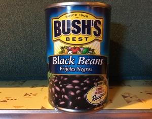 Beans Black-Bush's 15oz.